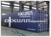 40feet containerized flake ice machineFIF-400WC